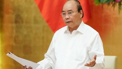Thủ tướng đề nghị giải quyết cho được '3 cái đọng' trong giải ngân đầu tư công