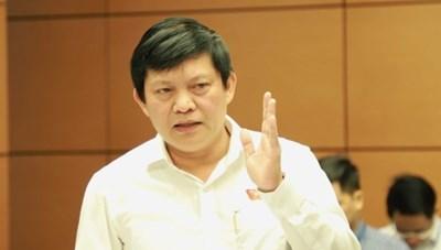 Xem xét và trình Quốc hội bãi nhiệm đại biểu Quốc hội Phạm Phú Quốc
