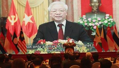 Tổng Bí thư, Chủ tịch nước Nguyễn Phú Trọng: Tư duy vì cộng đồng, hành động vì cộng đồng