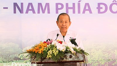 Khởi công dự án cao tốc Phan Thiết – Dầu Giây