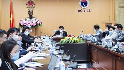 Bộ trưởng Bộ Y tế: Lập ngay 3 bệnh viện dã chiến tại Hải Dương