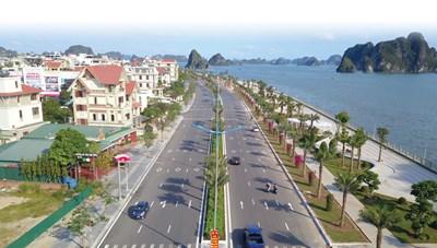 Tạm dừng taxi, xe khách, xe buýt... đi nội tỉnh và đến Quảng Ninh