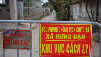 NÓNG: Trưa 28/1, thêm 82 ca Covid-19 tại Quảng Ninh và Hải Dương