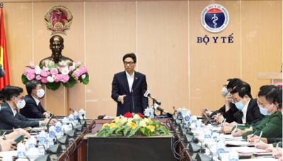 Phó Thủ tướng Vũ Đức Đam: 'Còn nhiều ca bệnh ở Hải Dương, Quảng Ninh'