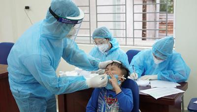 Hà Nội: Thêm 1 trường hợp dương tính Covid-19 tại quận Nam Từ Liêm