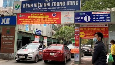 Hà Nội: Các bệnh viện thực hiện nghiêm công tác phòng, chống dịch Covid-19