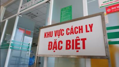Có thêm 6 ca mắc Covid-19 tại Bắc Giang, Đà Nẵng, Quảng Nam và TP Hồ Chí Minh