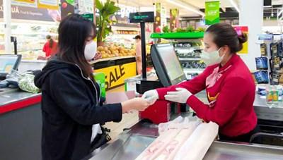 Phòng ngừa lây nhiễm Covid-19 khi đi chợ hoặc trung tâm thương mại