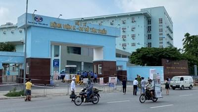 10 ca dương tính SARS- CoV-2 tại Bệnh viện K: Phong toả tại toàn bộ 3 cơ sở