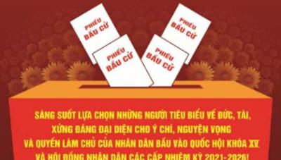 Bắc Ninh: Một số khu vực sẽ thực hiện bầu cử sớm vào ngày 22/5