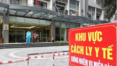 Hà Nội: Thêm 1 công nhân dương tính SARS-CoV-2, liên quan chùm ca Đông Anh