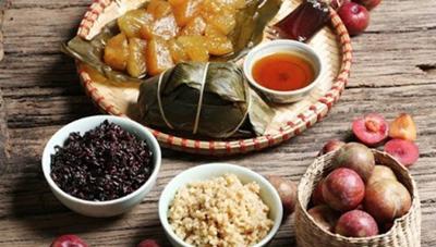 Điểm danh những món ăn trong Tết Đoan Ngọ