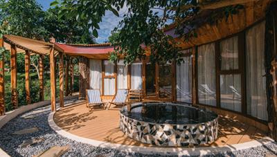 Các biệt thự, homestay nghỉ dưỡng quanh Hà Nội 'rục rịch' đón khách