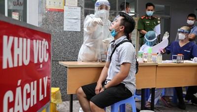 Sáng 26/7: Thêm 2.708 ca mắc Covvid-19, gần 20.000 bệnh nhân được chữa khỏi