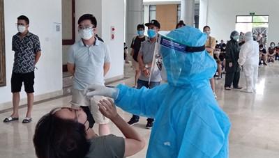 Sáng 28/7: Thêm 2.861 ca mắc Covid-19, hơn 5 triệu liều vaccine đã được tiêm