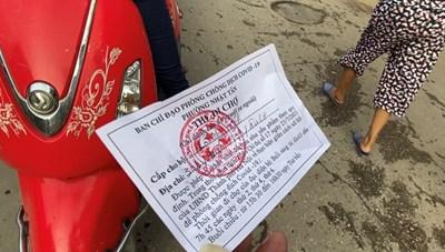 [VIDEO] Người dân Hà Nội đi chợ bằng phiếu ngày chẵn, lẻ