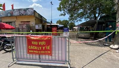 Hà Nội: Tìm người đến chợ đầu mối phía Nam