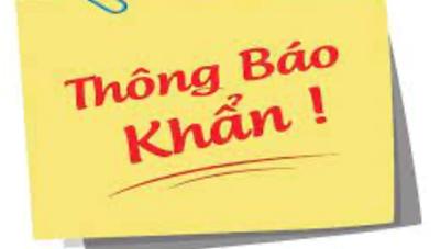 Hà Nội: Tìm người đến cây xăng Sang Mạn, cạnh chợ đầu mối phía Nam