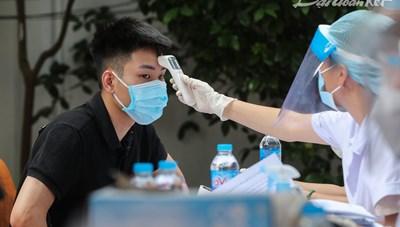 Ngày 30/7 ghi nhận 8.649 ca mắc Covid-19, có 3.704 bệnh nhân khỏi bệnh