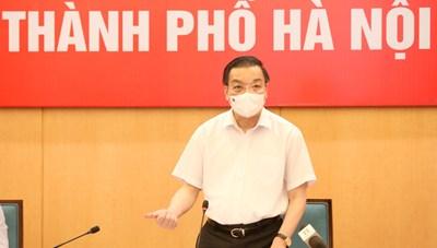 Chủ tịch Hà Nội: Những ngày giãn cách còn lại rất quan trọng