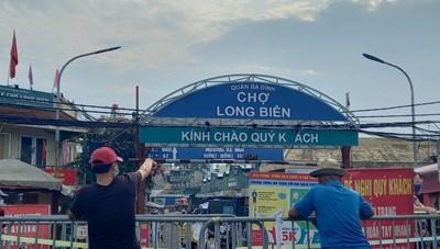 Hà Nội: Tìm người đến ngõ 187 đường Hồng Hà và chợ Long Biên