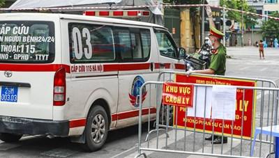 Hà Nội: Kiện toàn Ban Chỉ đạo TP Hà Nội phòng, chống dịch Covid-19