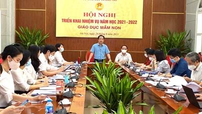 Hà Nội: Cơ sở giáo dục mầm non không dạy học trực tuyến