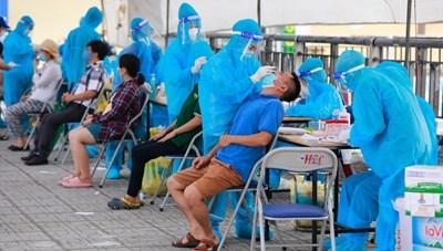 Hà Nội xét nghiệm 100% người dân toàn thành phố trong vòng 1 tuần