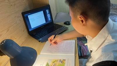 TP Hồ Chí Minh phát chương trình dạy học qua đài truyền hình cho học sinh lớp 1, lớp 2