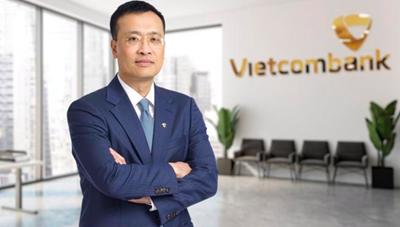 Ông Phạm Quang Dũng đại diện 40% vốn Nhà nước tại Vietcombank