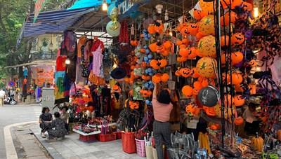 Đồ hoá trang Halloween nhộn nhịp: Lưu ý sản phẩm có thể gây hại cho sức khoẻ