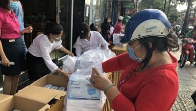 Hà Nội: Thị trường khẩu trang ảm đạm, sức mua không tăng