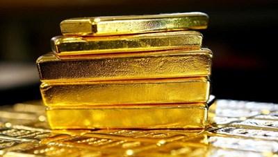 Giá vàng 'thăng hoa', đồng đô la lao dốc