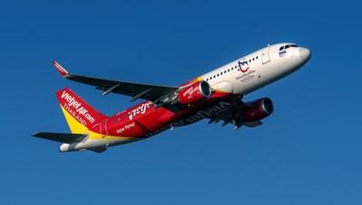 Từ ngày 8/1, Vietjet Thái Lan bay thương mại từ TP HCM đến Băng Cốc