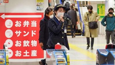Biến chủng SARS-CoV-2 ở Nhật Bản có 12 đột biến ở protein gai, nguy cơ lây nhiễm cao hơn