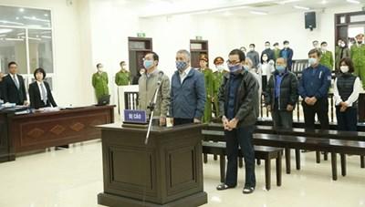 Ngày 18/1, mở lại phiên tòa xét xử cựu Bộ trưởng Bộ Công thương Vũ Huy Hoàng