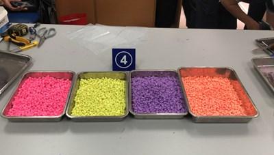 Phát hiện hơn 31 kg ma túy từ nước ngoài chuyển phát nhanh về TP HCM