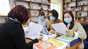 TP Hồ Chí Minh: Phụ huynh cùng tham gia thảo luận, chọn sách giáo khoa