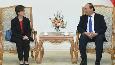 Tăng cường quan hệ đối tác chiến lược Việt Nam – Singapore