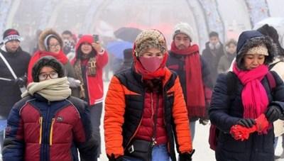 Bắc Bộ rét đậm, vùng núi cao có thể xảy ra băng giá và sương muối
