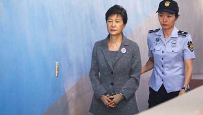 Cựu Tổng thống Hàn Quốc bị tuyên án 20 năm tù