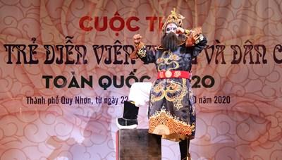 Tìm cơ hội cho các tài năng trẻ sân khấu