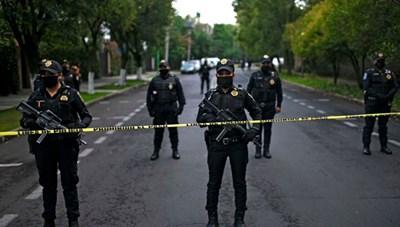 Mexico: Một vụ bạo lực tại thủ đô khiến 5 người thiệt mạng