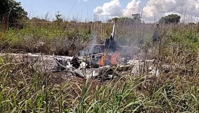 Brazil: Rơi máy bay chở Câu lạc bộ bóng đá Palmas, 6 người thiệt mạng