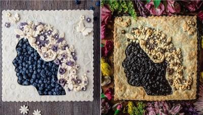 Những 'kiệt tác bánh' khiến bạn không nỡ ăn