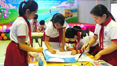 Hà Nội: Học sinh vi phạm qui định ATGT bị xử lý về hạnh kiểm
