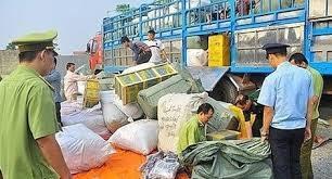 Hà Nội: Xử lý gần 32.000 vụ việc về buôn lậu và gian lận thương mại