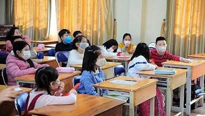 Hải Dương: Học sinh, sinh viên nghỉ học từ 29/1 để phòng, chống dịch