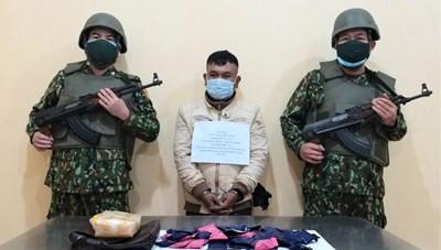 Quảng Bình: Bắt vụ vận chuyển 10.000 viên ma túy tổng hợp