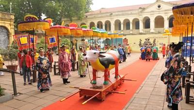Hoàng thành Thăng Long giảm quy mô hoạt động để phòng dịch